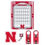Nebraska Cornhuskers Dorm Room Pack