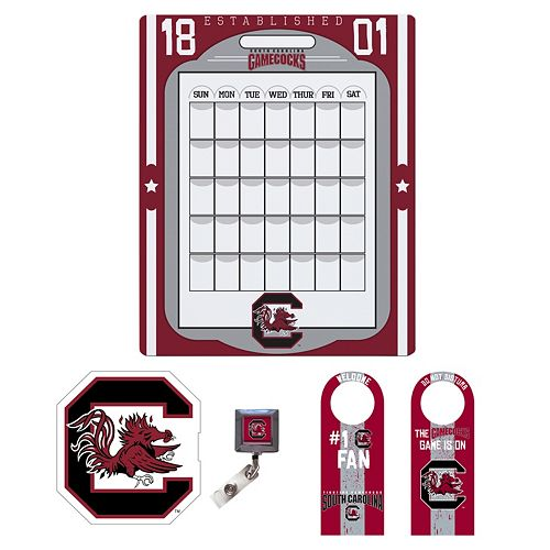 South Carolina Gamecocks Dorm Room Pack