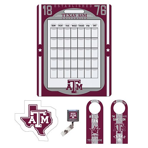 Texas A&M Aggies Dorm Room Pack