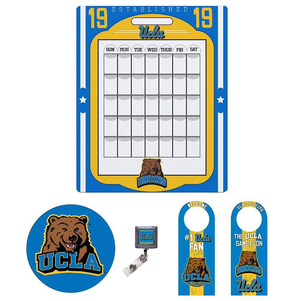UCLA Bruins Dorm Room Pack