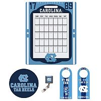 North Carolina Tar Heels Dorm Room Pack