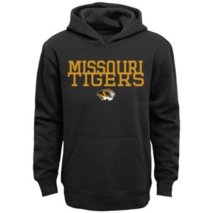 Boys 8-20 Missouri Tigers Overlap Fleece Hoodie