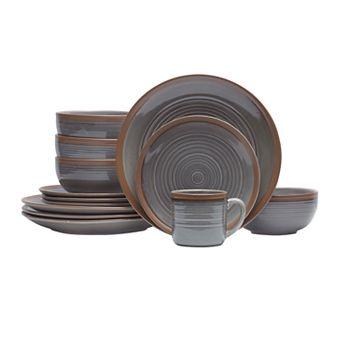 food network colby 16 pc dinnerware set