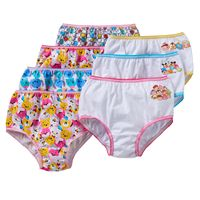 Disney's Tsum Tsum Toddler Girl 7-pk. Briefs