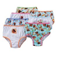 Disney's Moana Toddler Girl 7-pk. Briefs