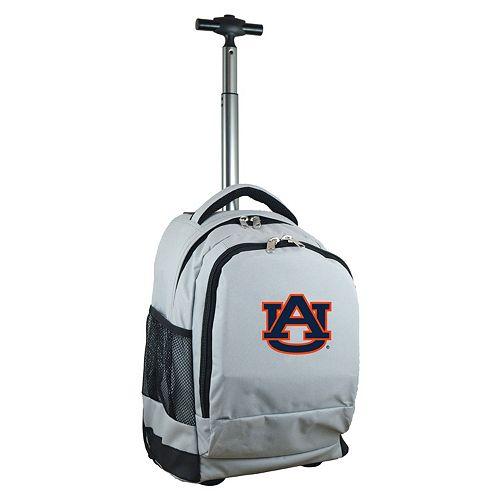 Auburn Tigers Premium Wheeled Backpack