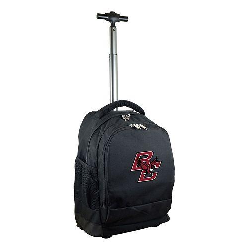 Boston College Eagles Premium Wheeled Backpack
