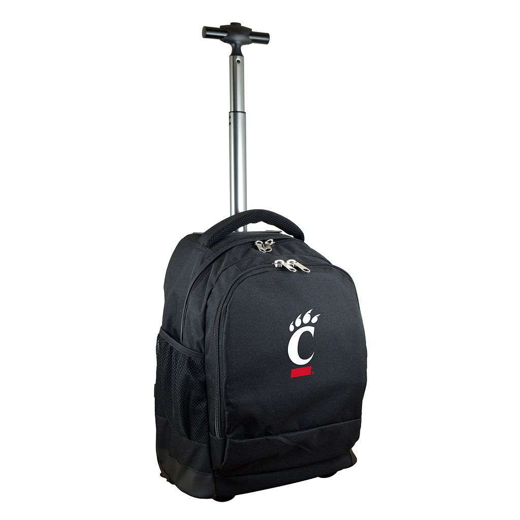 Cincinnati Bearcats Premium Wheeled Backpack