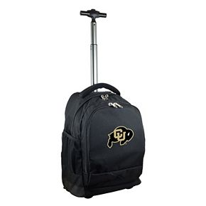 Colorado Buffaloes Premium Wheeled Backpack