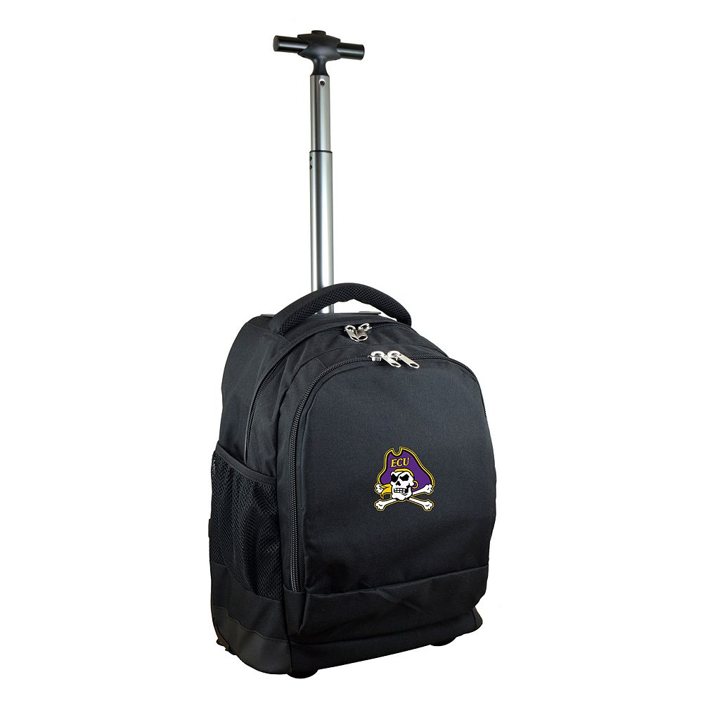 East Carolina Pirates Premium Wheeled Backpack
