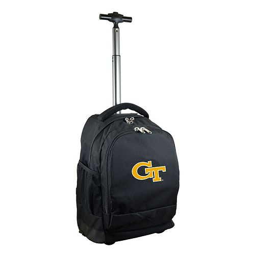 Georgia Tech Yellow Jackets Premium Wheeled Backpack