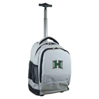 Hawaii Warriors Premium Wheeled Backpack