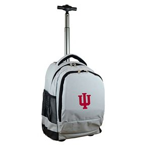 Indiana Hoosiers Premium Wheeled Backpack