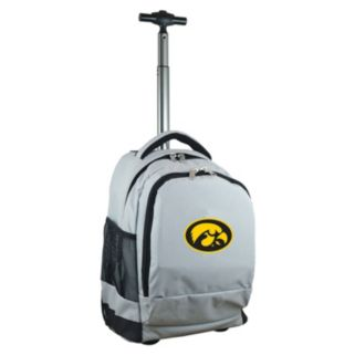Iowa Hawkeyes Premium Wheeled Backpack