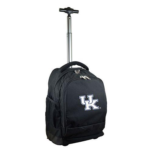 Kentucky Wildcats Premium Wheeled Backpack