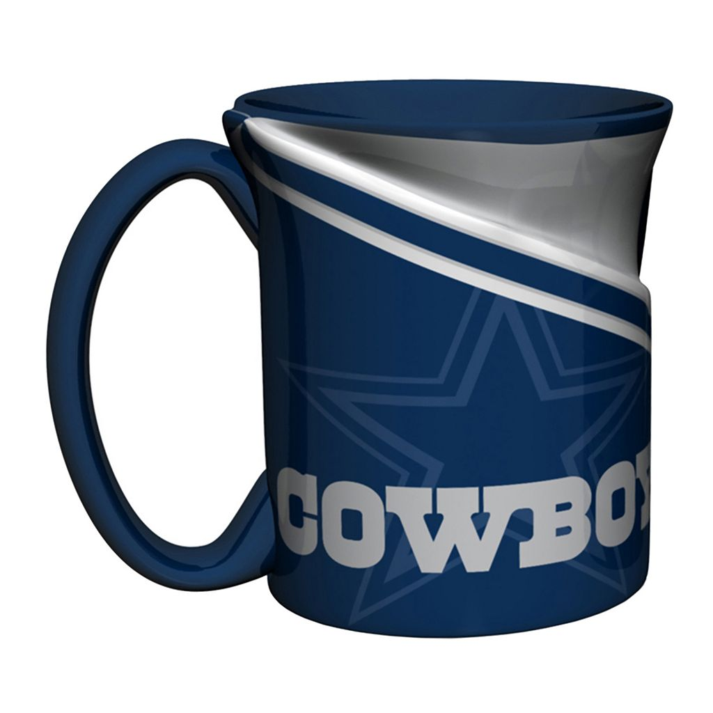 Boelter Dallas Cowboys Twist Coffee Mug Set