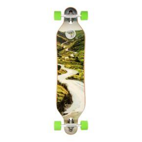 Flybar 41-Inch Downhill Longboard