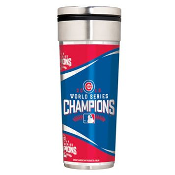 Chicago Cubs 2016 World Series Champions Tumbler