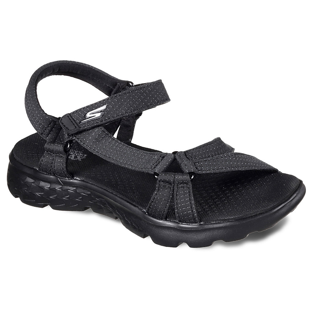 Black sandals kohls