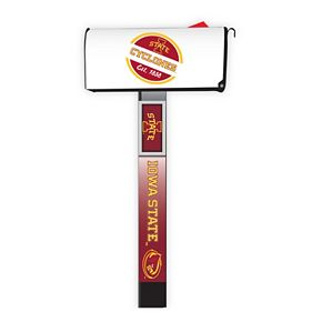Iowa State Cyclones 2-Pack Magnetic Mailbox Post Cover