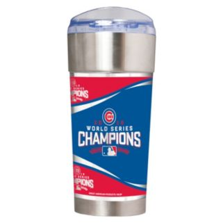 Chicago Cubs 2016 World Series Champions Eagle Tumbler