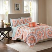 Madison Park Essentials Odisha Coverlet Set