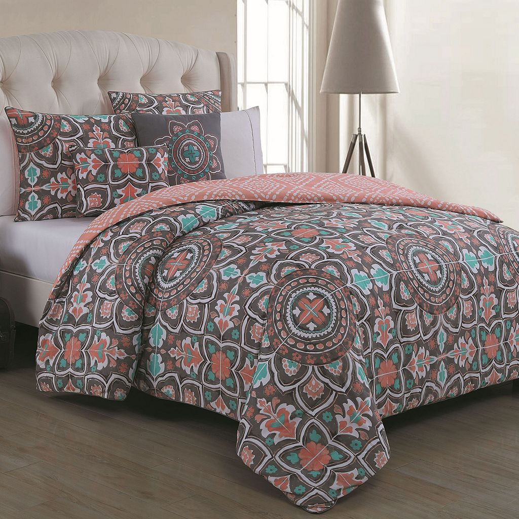 Avondale Manor 5-piece Ibiza Duvet Cover Set