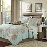 Madison Park Essentials Brady Coverlet Set