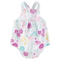 Baby Girl OshKosh B'gosh® Floral Sunsuit