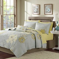 Madison Park Essentials Morrisson Coverlet Set