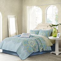 Madison Park Essentials Carly Coverlet Set