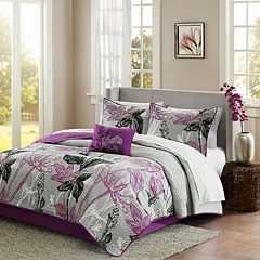 Madison Park Essentials Nicolette Coverlet Set