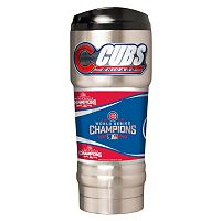 Chicago Cubs 2016 World Series Champions Emblem Tumbler