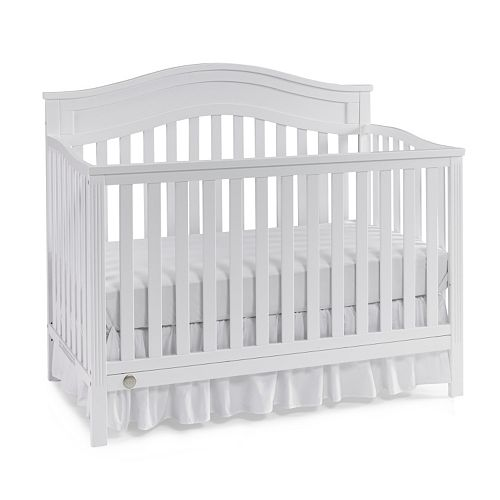 Fisher-Price Aubree 4-in-1 Convertible Crib