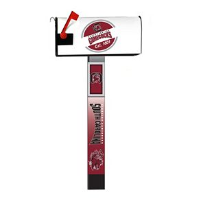 South Carolina Gamecocks 2-Pack Magnetic Mailbox Post Cover
