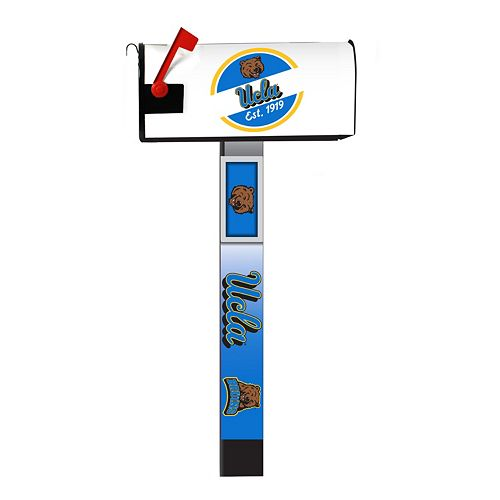 UCLA Bruins 2-Pack Magnetic Mailbox Post Cover
