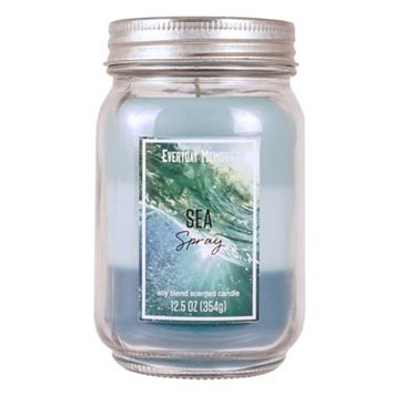 Sea Spray 12.5-oz. Mason Jar Candle
