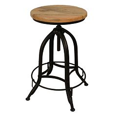 Ryder Backless Industrial Bar Stool