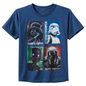 Boys 8-20 Rogue One: A Star Wars Story Best Crew Tee