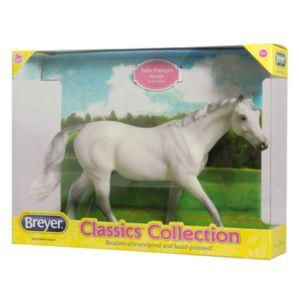 Breyer Classics Grey Selle Francais Model Horse
