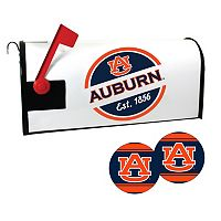 Auburn Tigers Magnetic Mailbox Cover & Decal Set