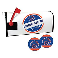Boise State Broncos Magnetic Mailbox Cover & Decal Set