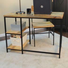 Brayden Modern Rustic Desk
