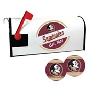 Florida State Seminoles Magnetic Mailbox Cover & Decal Set