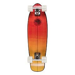 Flybar 27.5-Inch Old School Wood Cruiser Skateboard