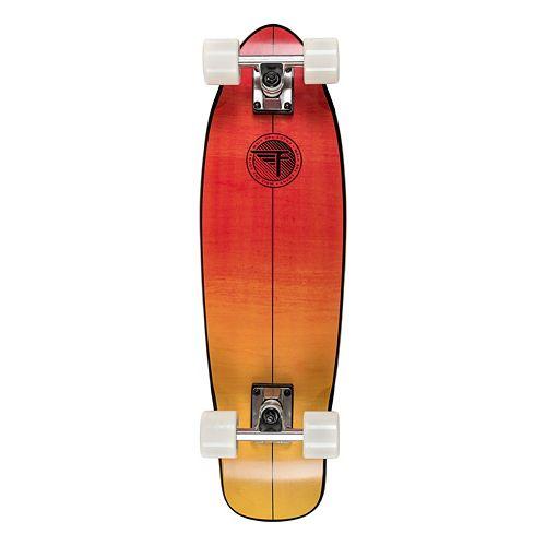 Flybar 27.5-Inch Old School Wood Cruiser Skateboard