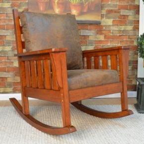 Hampton Classic Mission Rocking Chair