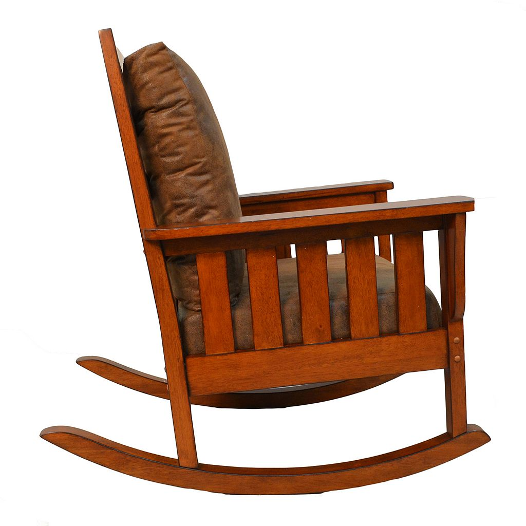 Hampton Classic Mission Rocking Chair