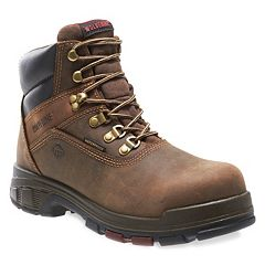 Wolverine Cabor EPX Men's Waterproof Work Boots by