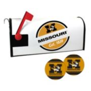 Missouri Tigers Magnetic Mailbox Cover & Decal Set